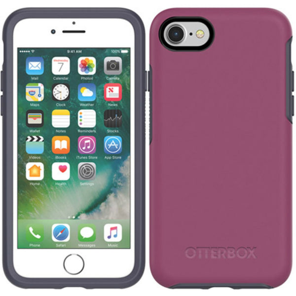 trusted online seller to buyOtterBox Symmetry Sleek Stylish Case for iPhone 8/7 - MIX BERRY JAM. Free shipping express australia from authorized distributor syntricate.