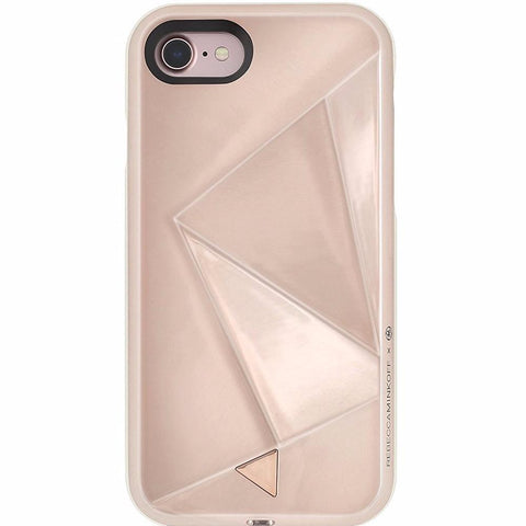 Shop Australia stock Rebecca Minkoff Glow Selfie Designer Hard Shell Case for iPhone 8/7 - Rose Gold with free shipping online. Shop Rebecca Minkoff collections with afterpay