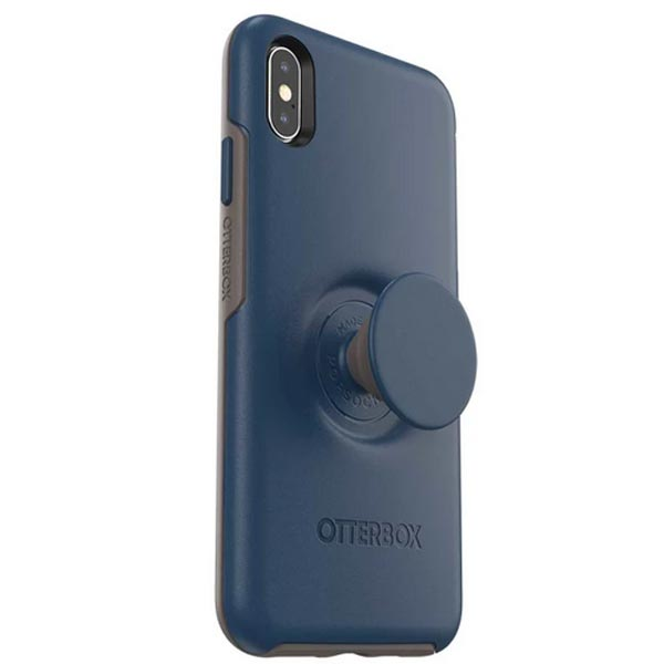 Shop Australia stock OTTERBOX OTTER + POP SYMMETRY CASE FOR IPHONE XS MAX - GO TO BLUE with free shipping online. Shop OtterBox collections with afterpay Australia Stock