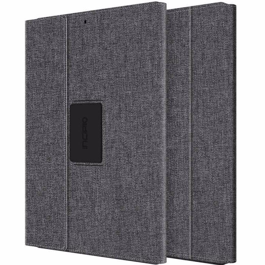 Trusted online store and authorized distributor to buy incipio carnaby esquire folio leather case for ipad 9.7 (2017) 5th gen gray australia Australia Stock