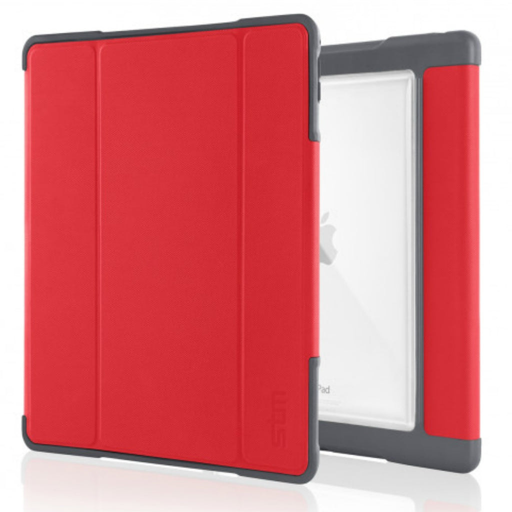 Stm Dux Plus Ultra Protective Case For Ipad Pro 12 9 2017 2015 Red