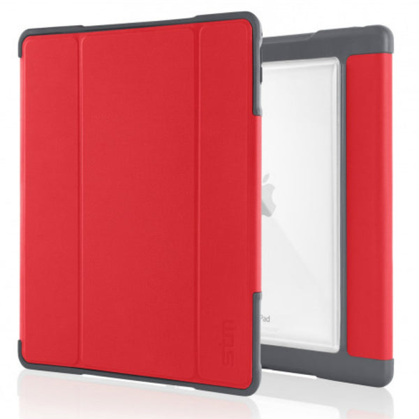 Shop Australia stock STM DUX PLUS ULTRA PROTECTIVE CASE FOR iPAD PRO 12.9 (2017/2015) - Red with free shipping online. Shop STM collections with afterpay