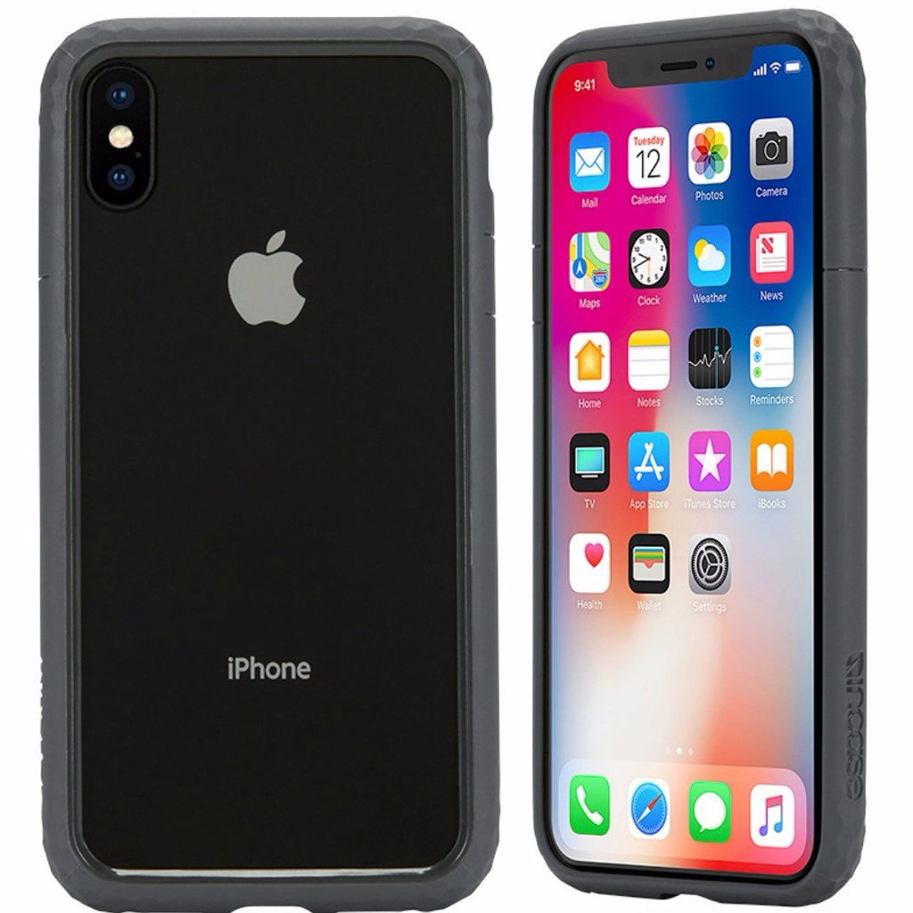The one and only authorized distributor and trusted official online place to shop and buy Incase Frame Bumper Case For Iphone X - Gunmetal Grey. Free express shipping Australia wide on Syntricate. Australia Stock