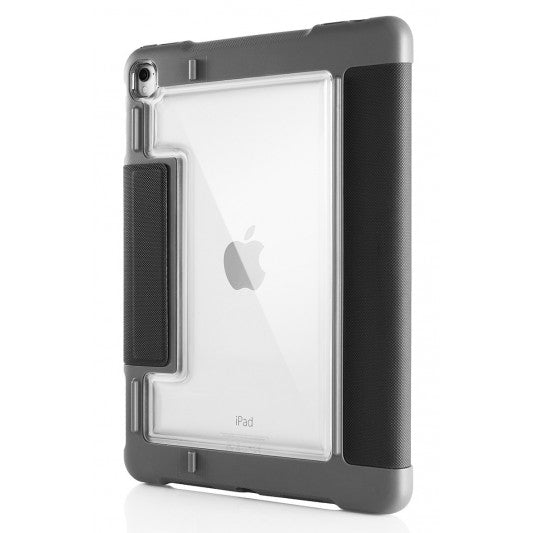 Shop Australia stock STM DUX PLUS DUO RUGGED FOLIO CASE FOR iPAD 9.7-INCH (6TH/5TH GEN) - BLACK with free shipping online. Shop Syntricate collections with afterpay Australia Stock