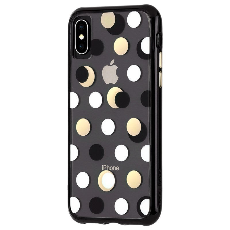 Shop Australia stock CASEMATE WALLPAPER STREET CASE FOR IPHONE XS MAX - METALLIC DOT with free shipping online. Shop Casemate collections with afterpay Australia Stock