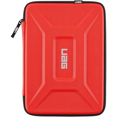 UAG Rugged Tactile Grip Protective Secure Sleeve For upto 16 inch Macbook/Laptops - Magma