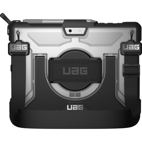 Buy new and genuine Uag Plasma Case With Hand & Shoulder Strap Microsoft Surface Go Black