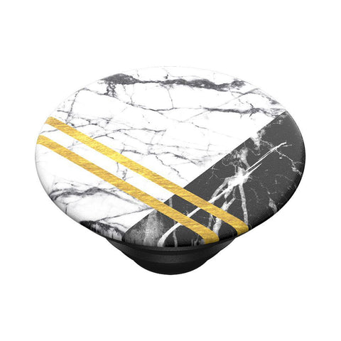 POPSOCKETS Swappable PopTop - Art Deco Marble