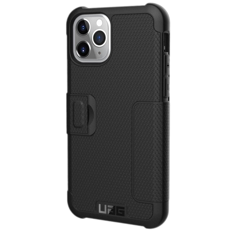 "Shop Australia stock UAG Metropolis Folio Wallet Case For iPhone 11 Pro (5.8"") - Black with free shipping online. Shop UAG collections with afterpay Australia Stock"