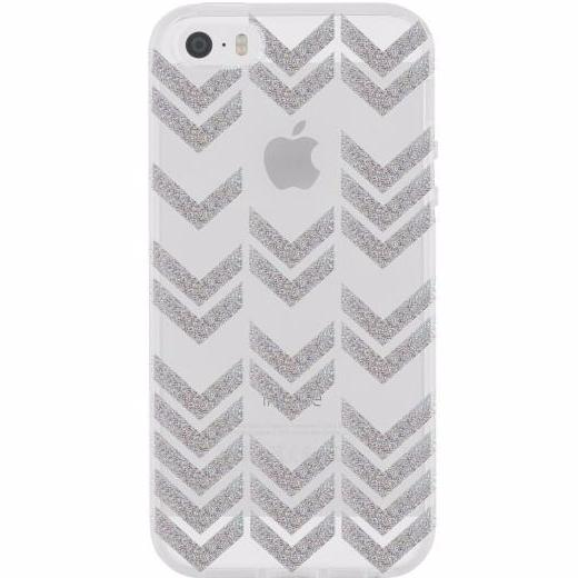 Incipio Design Series Isla Case for iPhone 5s/5/SE - Multi Glitter Australia Stock