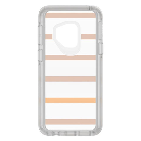 OTTERBOX SYMMETRY CLEAR GRAPHICS CASE FOR GALAXY S9 - INSIDE THE LINE
