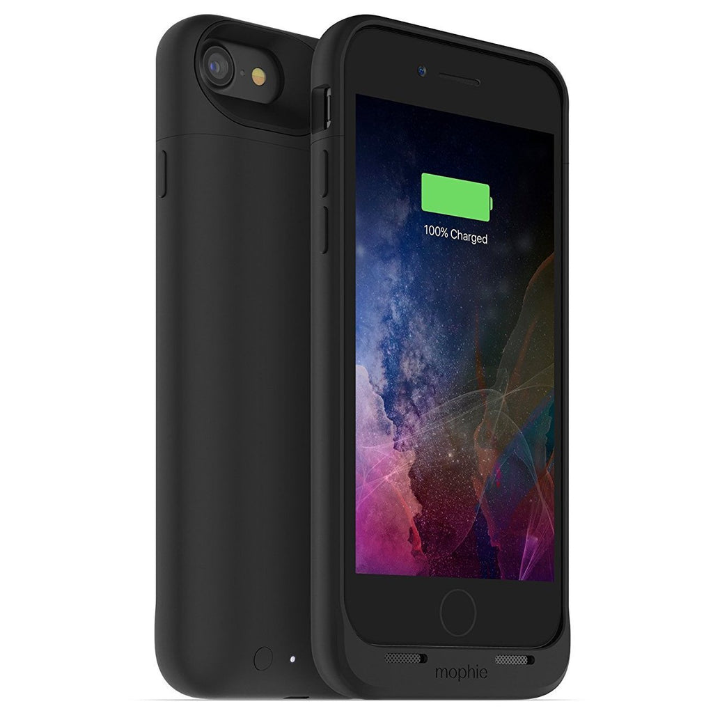 best service c2e25 1e97a Mophie Juice Pack Air Wireless Charging 2,525mAh Battery Case For iPhone  8/7- Black