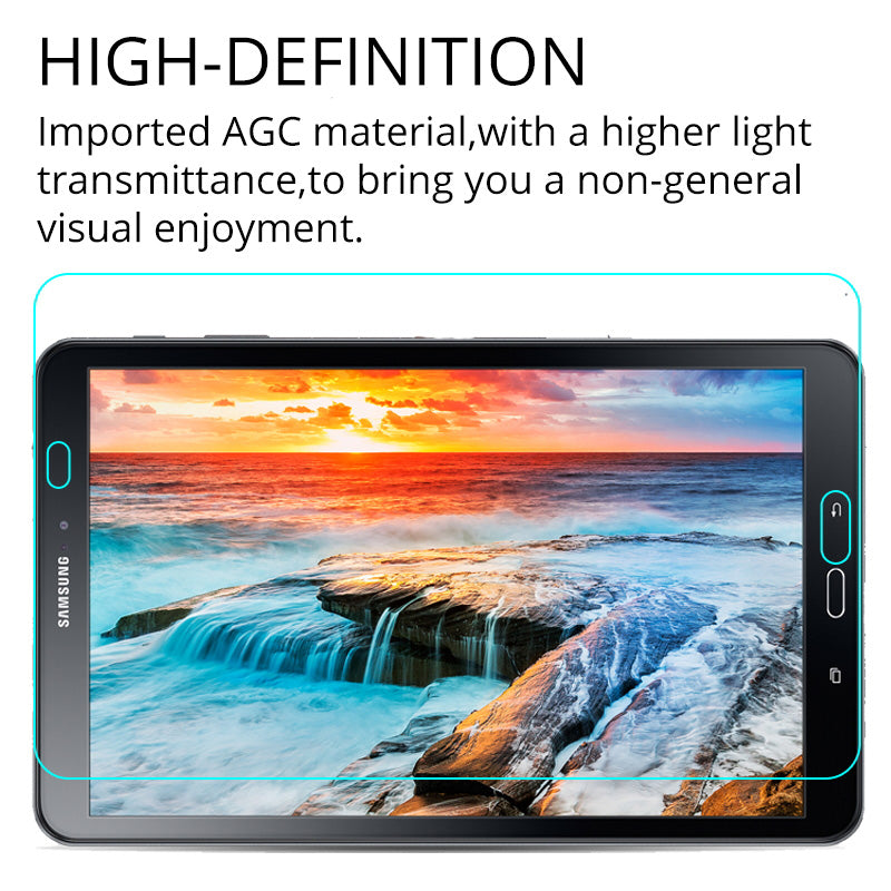 tempered glass for new samsung galaxy tab a 10.5 from flexi australia Australia Stock