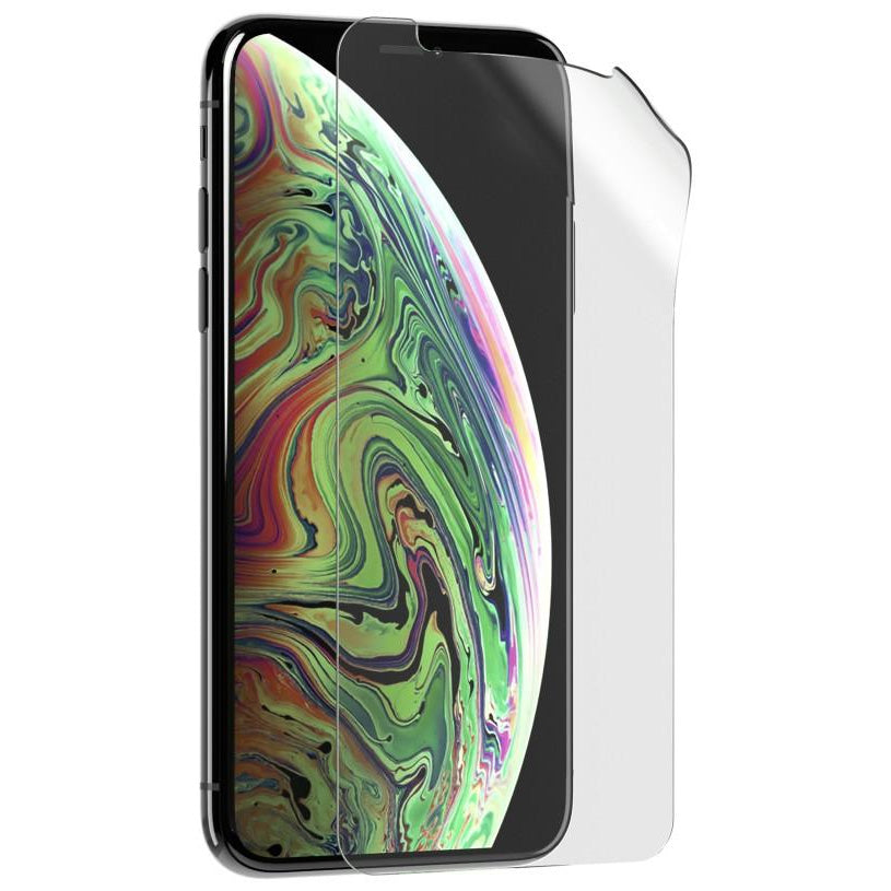 TECH21 IMPACT SHIELD SELF-HEALING SCREEN PROTECTOR FOR IPHONE XS/X Australia Stock