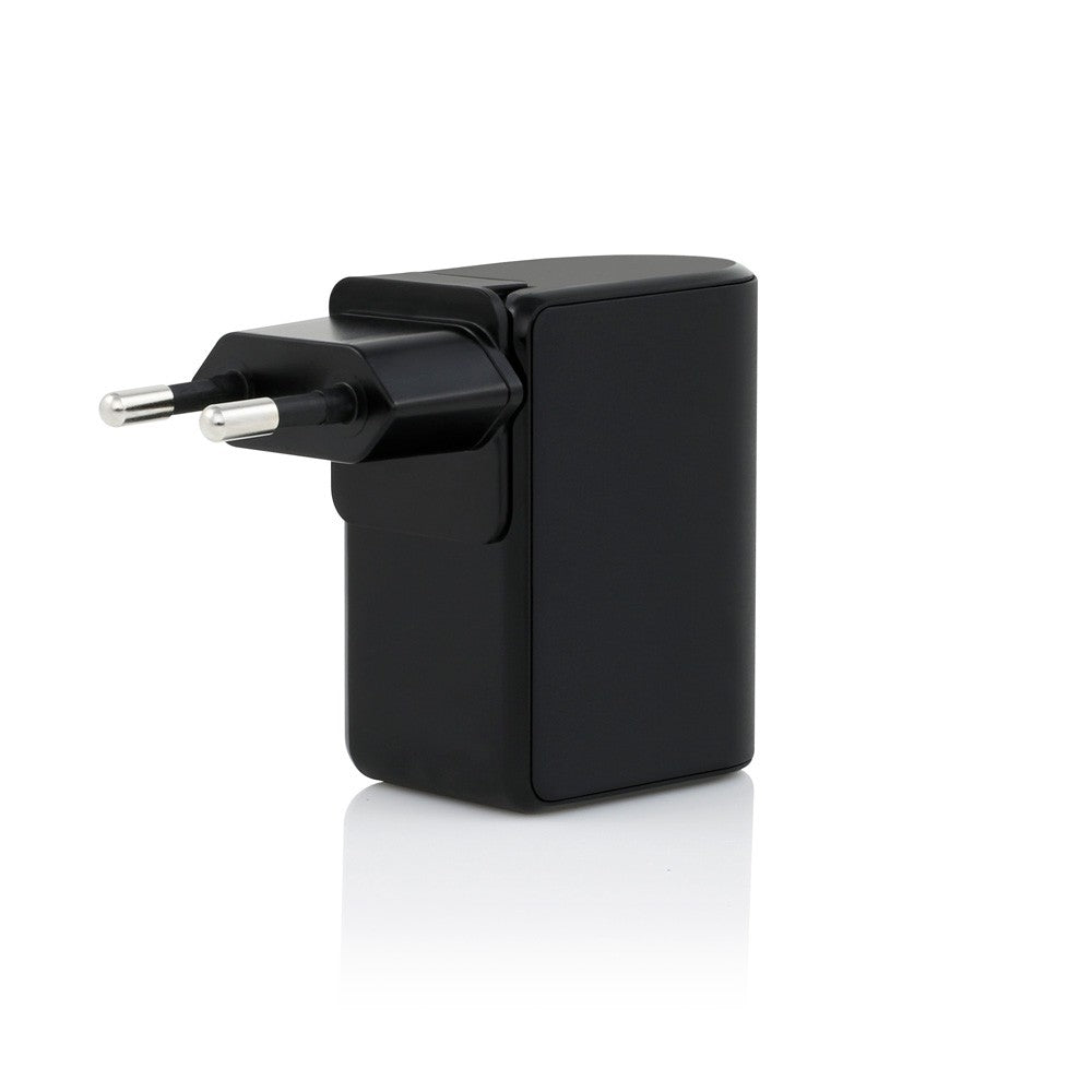 Incipio Usb-c International 15w Wall Charger Black Colour Australia Stock