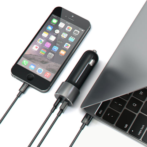 Satechi Usb-c Car Charger Adapter for your daily devices australia