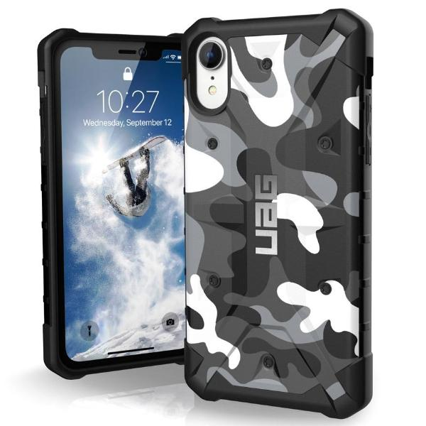 camo case for iphone xr from uag with armor shell. grab it fast from Australia biggest online case & accessories with afterpay payment.