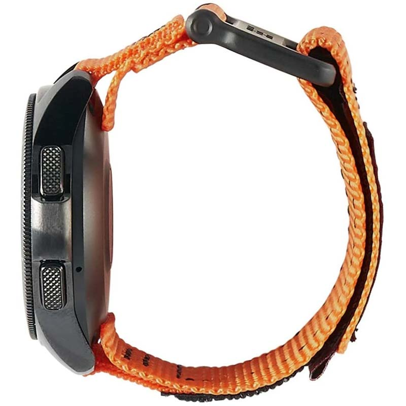 Shop Australia stock UAG Active Watch Strap For Galaxy Watch Band 46mm/Gear S3 Frontier & Classic - Orange with free shipping online. Shop UAG collections with afterpay Australia Stock