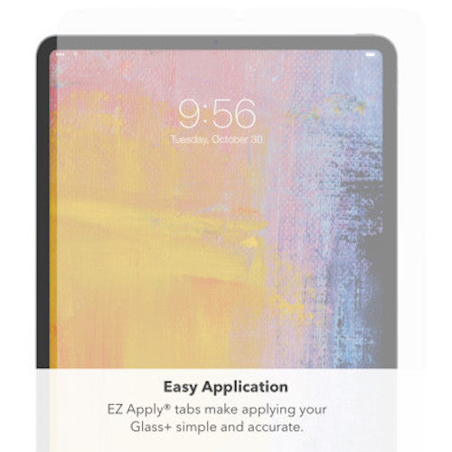 Shop Australia stock ZAGG INVISIBLESHIELD GLASS+ SCREEN PROTECTOR FOR IPAD PRO 12.9-INCH (3RD GEN/2018) with free shipping online. Shop Zagg collections with afterpay Australia Stock