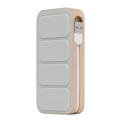 buy Incase Portable Power 5400mAh Battery - Gold Colour syntricate australia