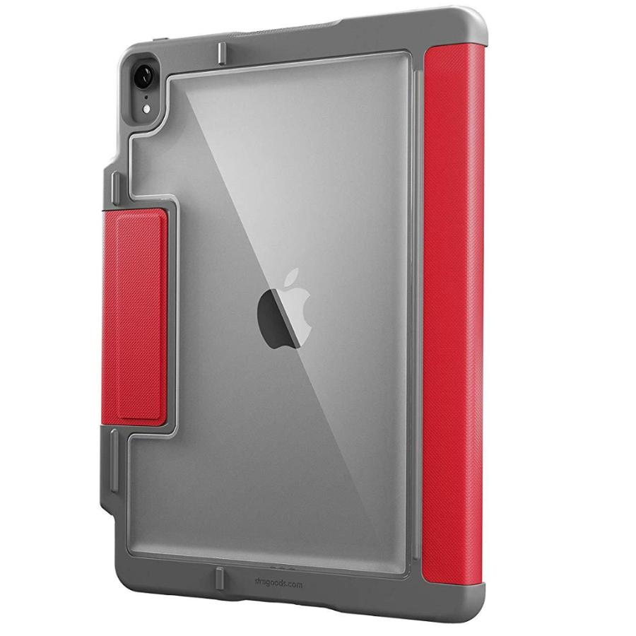 red folio case from stm for ipad pro 11 2018 Australia Stock