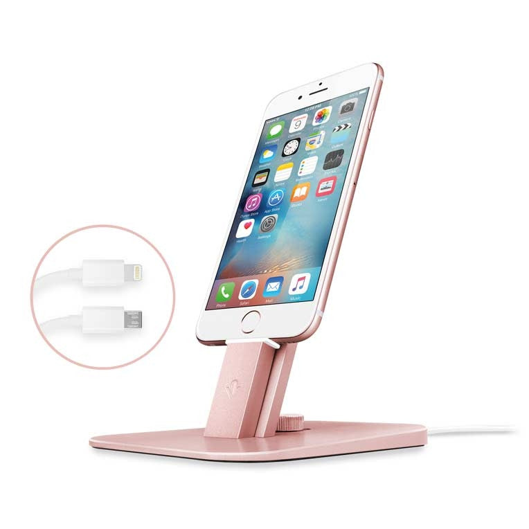 Shop Australia stock Twelve South HiRise Deluxe for iPhone & iPad- Rose Gold with free shipping online. Shop Twelve South collections with afterpay Australia Stock
