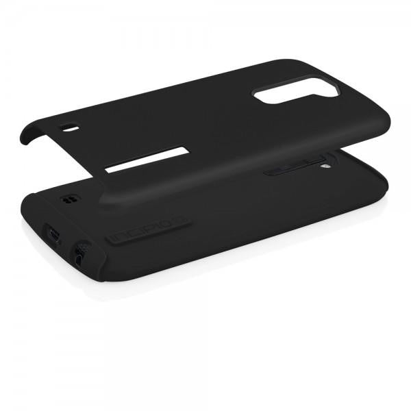 Shop Australia stock Incipio DualPro Hard Shell Case for LG K10 - Black/Black with free shipping online. Shop Incipio collections with afterpay Australia Stock