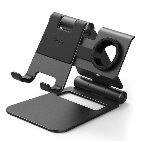 new high quality folding portable stands with good quality silicon cushion for any smartphones and watches. shop online now at syntricate and enjoy afterpay payment with interest free.