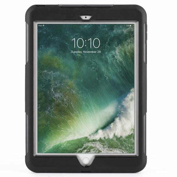 GRIFFIN SURVIVOR EXTREME RUGGED CASE FOR IPAD 9.7 (2017) 5TH GEN  - BLACK