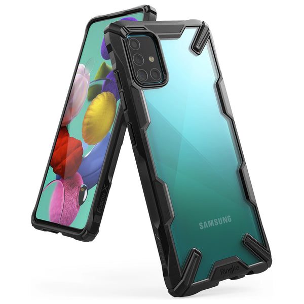 Shop Australia stock Ringke Fusion X Rugged Case For Galaxy A51 - Black with free shipping online. Shop Ringke collections with afterpay