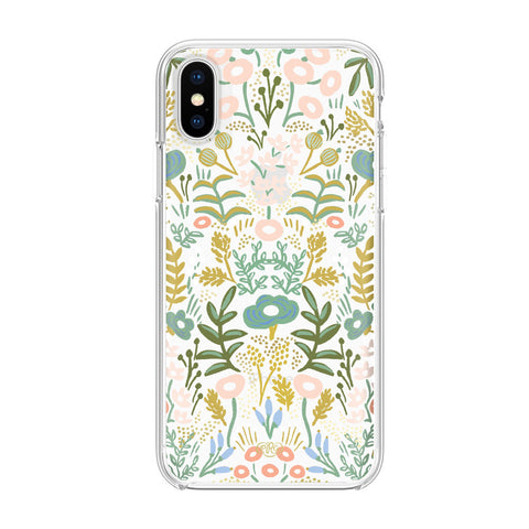 Shop Australia stock RIFLE PAPER CO. PROTECTIVE CASE FOR IPHONE XS MAX - TAPESTRY MULTI/CLEAR with free shipping online. Shop Rifle Paper Co. collections with afterpay