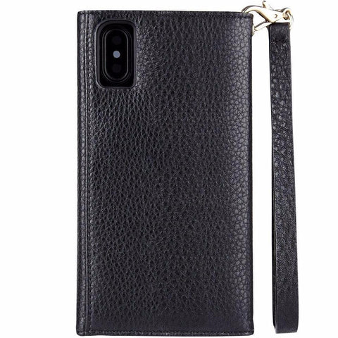 Shop Australia stock CASEMATE WRISTLET LEATHER CARD FOLIO CASE FOR iPHONE XS/X- BLACK with free shipping online. Shop Casemate collections with afterpay