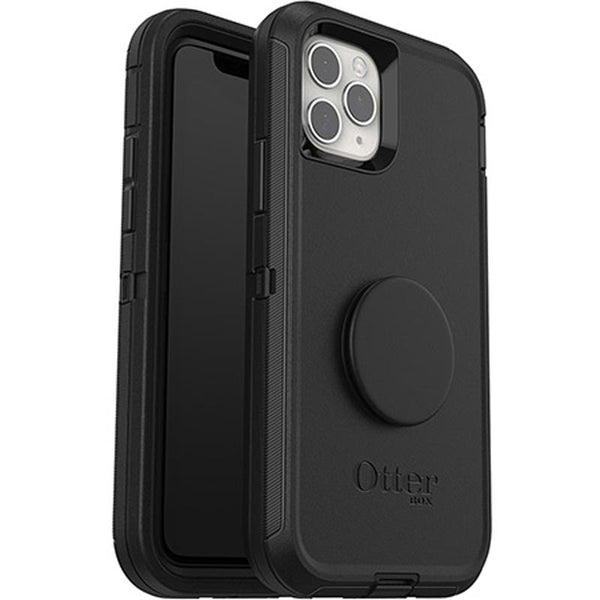 "Shop Australia stock Otterbox Otter + Pop Defender Screenless Case For iPhone 11 Pro Max (6.5"")- Black with free shipping online. Shop OtterBox collections with afterpay"
