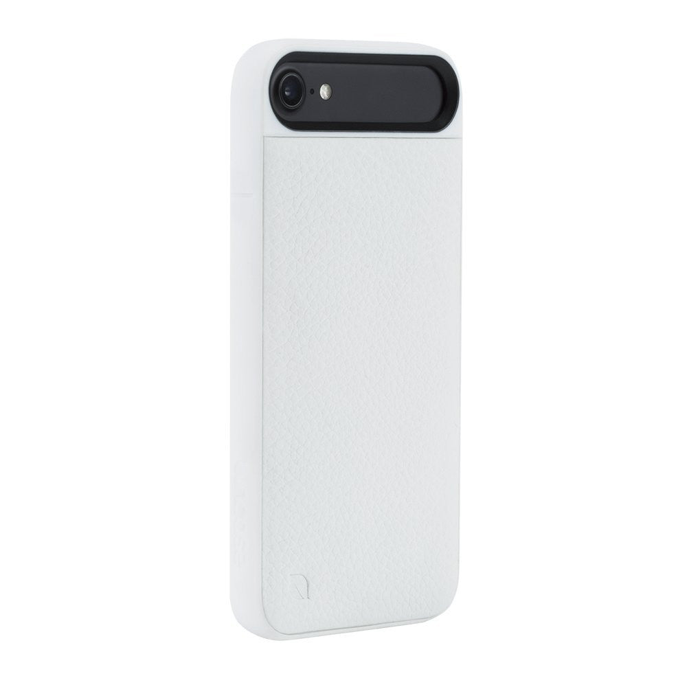 best Place to buy genuine and original products from Incase Icon II Pebbled Leather TENSAERLITE Case for iPhone 8/7 - White colour. Free express shipping Australia wide only on Syntricate. Australia Stock