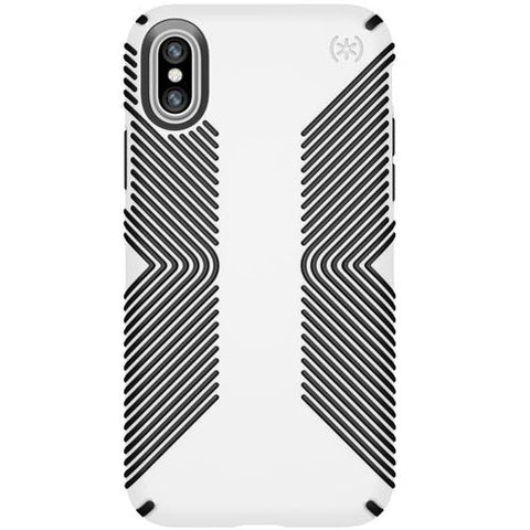 Shop Australia stock SPECK PRESIDIO GRIP IMPACTIUM CASE FOR iPHONE XS/X - WHITE/BLACK with free shipping online. Shop Speck collections with afterpay
