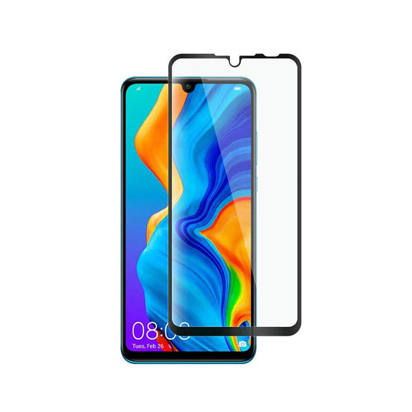 LITO D+ Full Coverage 9H Tempered Glass Screen Protector For Huawei P30