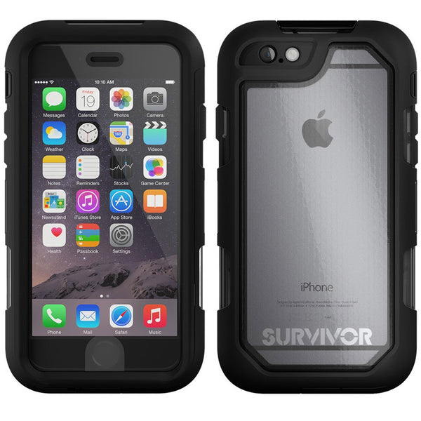 griffin survivor summit case for iphone 6 and 6s black. Australia Rugged case black