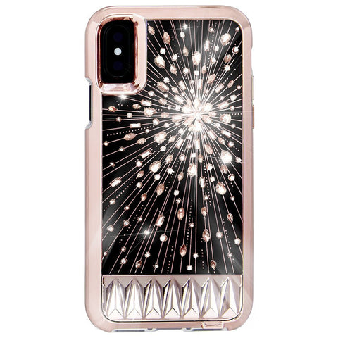 CASEMATE LUMINESCENT LIGHT UP CRYSTAL CASE FOR IPHONE X