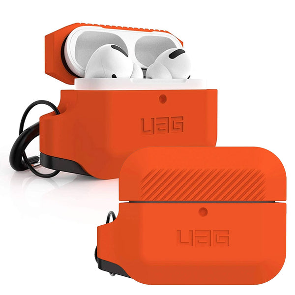 Shop Australia stock UAG Silicone Protective Rugged Case For AirPods Pro - Orange with free shipping online. Shop UAG collections with afterpay