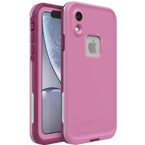 pink case for iphone xr fre waterproof case from lifeproof australia. buy genuine stock from lifeproof cases at syntricate