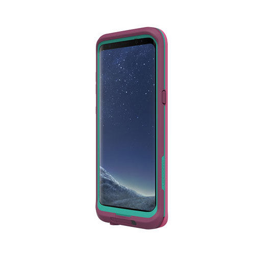 Trusted official online store Cute and Tough Lifeproof Fre Waterproof Case For Galaxy S8+ Plus Pink Australia. Australia Stock