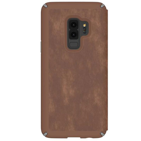Shop Australia stock SPECK PRESIDIO IMPACTIUM LEATHER FOLIO CASE FOR GALAXY S9+ PLUS- SADDLE BROWN with free shipping online. Shop Speck collections with afterpay