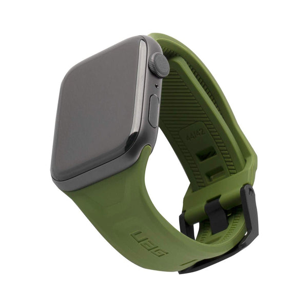 buy online silicone band strap apple watch 44mm/42mm