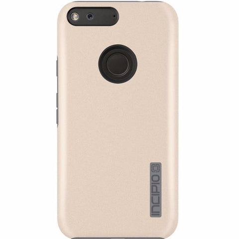 Trusted official online store and authorized distributor for Incipio DualPro Case for Google Pixel XL - Champagne / Gray | Free Express Shipping Australia Wide on Syntricate.