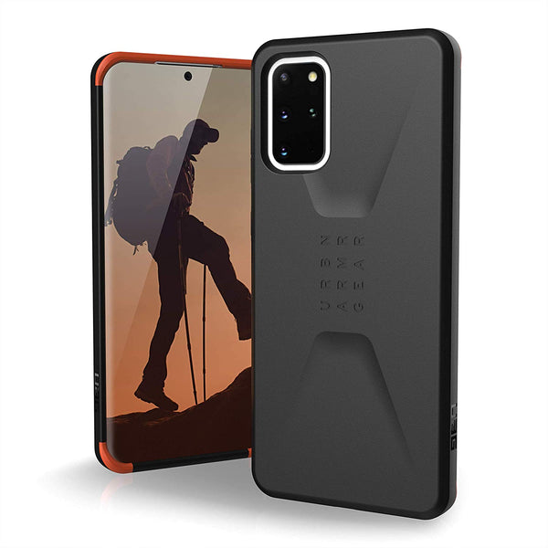 "Shop Australia stock UAG Civilian HoneyComb Core Case For Galaxy S20 Plus (6.7"") - Black with free shipping online. Shop UAG collections with afterpay"