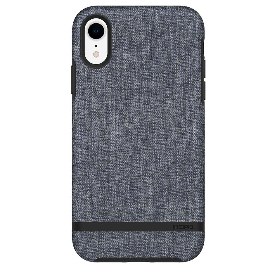 buy drop proof case with fabric material case for iphone xr from incipio Australia Stock