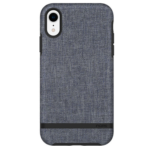 buy drop proof case with fabric material case for iphone xr from incipio