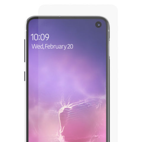 Shop Australia stock ZAGG INVISIBLE SHIELD ULTRA CLEAR MAXIMUM CLARITY SCREEN PROTECTOR FOR GALAXY S10E (5.8-INCH) with free shipping online. Shop Zagg collections with afterpay