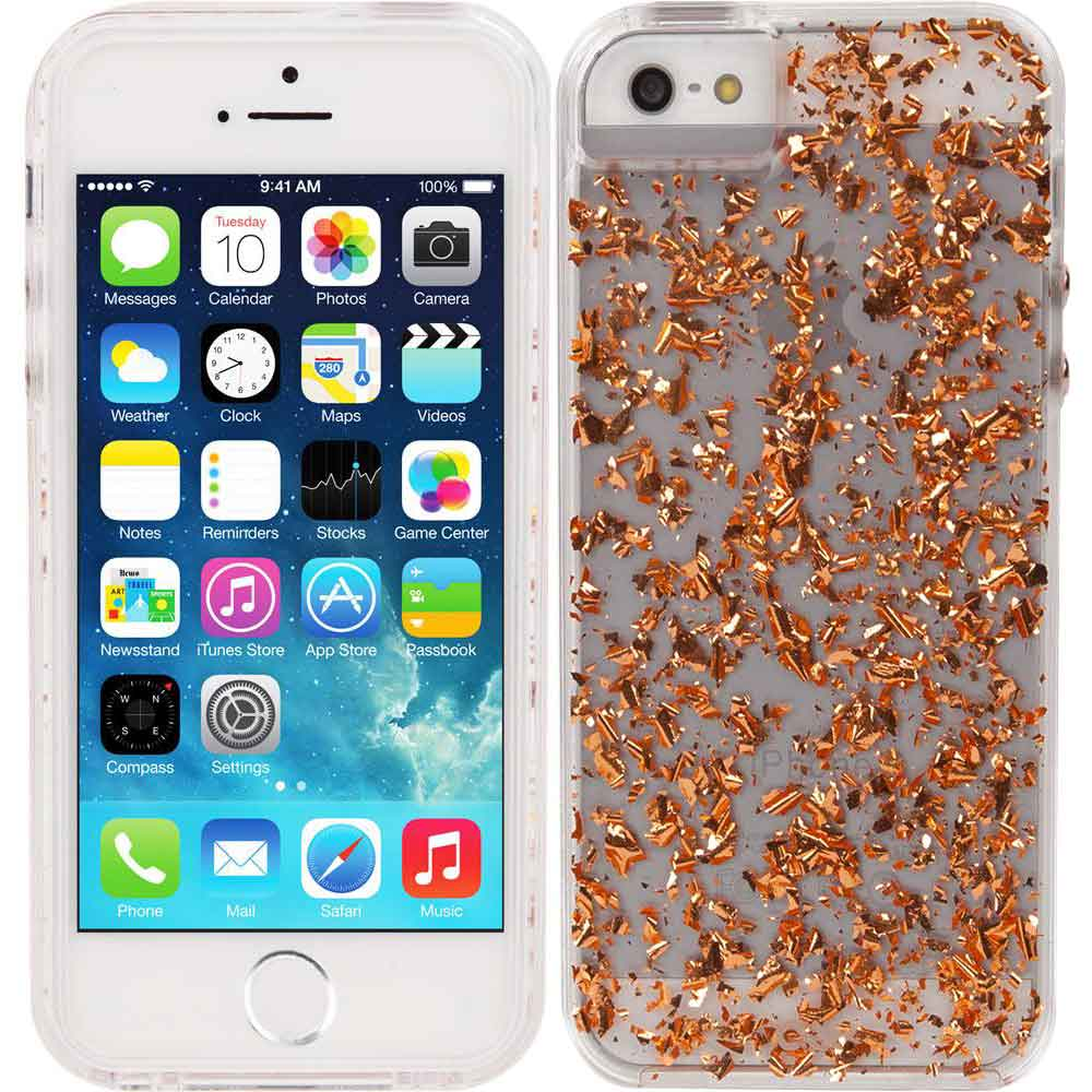 the latest 17d49 09ed3 CaseMate Karat Case for iPhone SE/5s/5 - Rose Gold