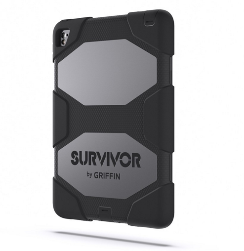 Shop Australia stock Griffin Survivor All-Terrain Case for iPad Pro 9.7 /Air 2 - Black with free shipping online. Shop Griffin collections with afterpay Australia Stock